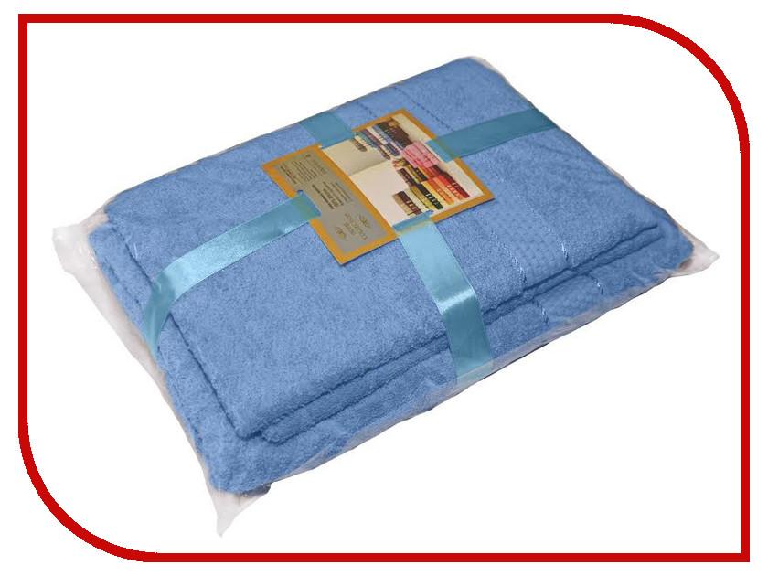 Полотенце Aisha Home 50x90/70x140 3шт Light Blue УНП-1316 полотенце aisha home 50x90 70x140 3шт blue унп 018 05 3