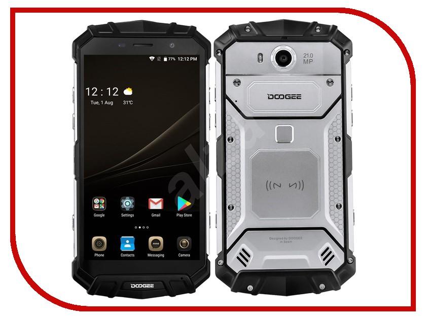 Сотовый телефон DOOGEE S60 Silver цена 2017