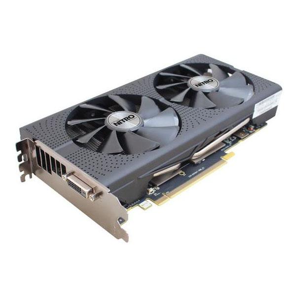 Видеокарта Sapphire Radeon RX 470 4096Mb 11256-28-10G цена