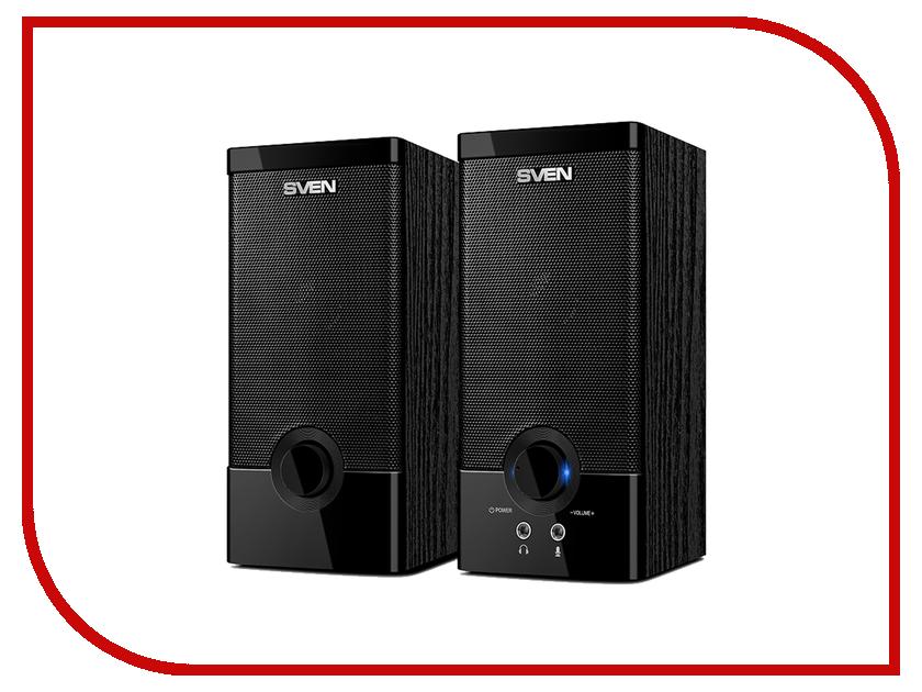 Колонка Sven SPS-603 Black SV-015183 стабилизатор sven avr slim 1000 lcd sv 012816