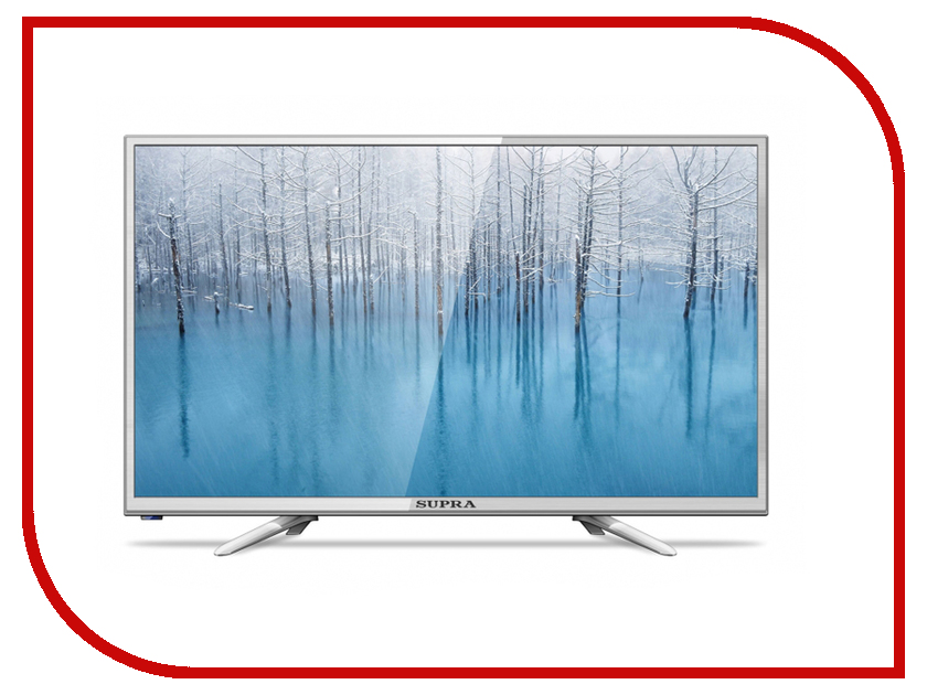 Телевизор SUPRA STV-LC24LT0011W телевизор supra stv lc24t660wl