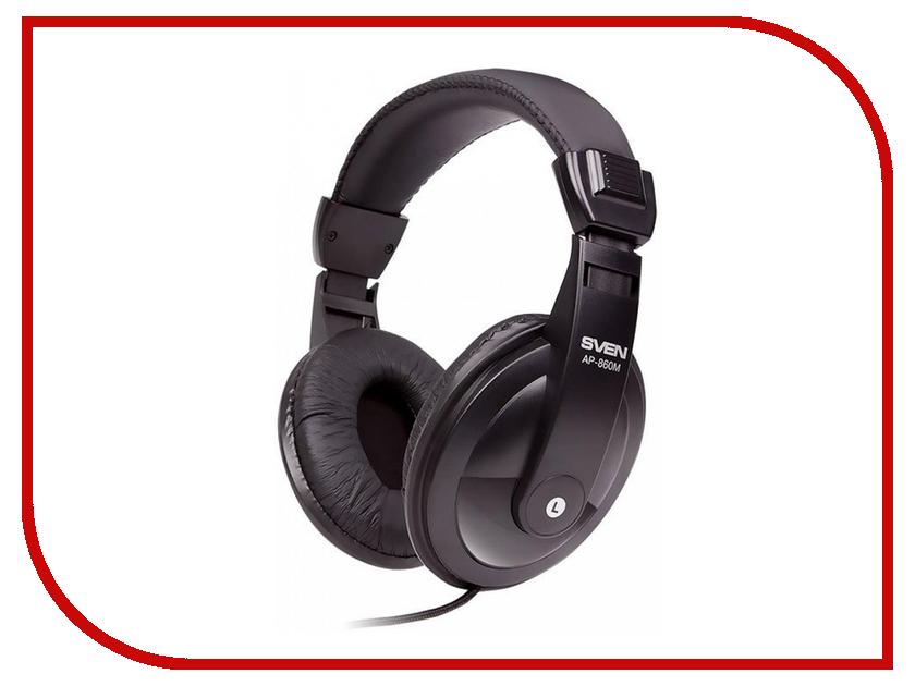Sven AP-860M Black SV-014421 sven ap 320m black sv 015374