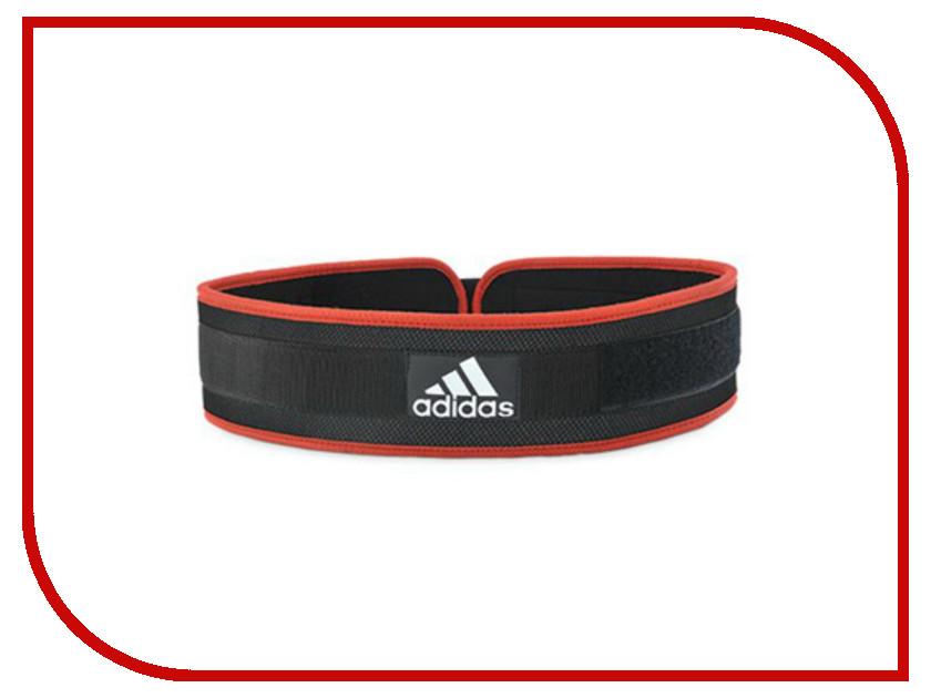 Пояс тяжелоатлетический Adidas Nylon Lumbar Belt L ADGB-12238 adidas adgb 12232