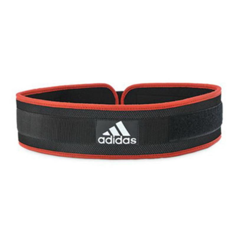 Пояс тяжелоатлетический Adidas Nylon Lumbar Belt XXL ADGB-12240