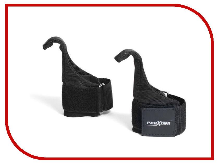 Ремень для тяги с крюком Proxima PX-HK лямки для тяги с крюком