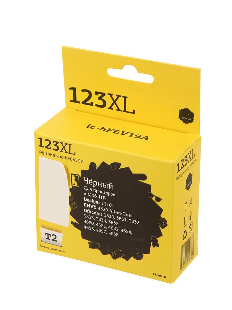 Картридж T2 IC-HF6V19A Black