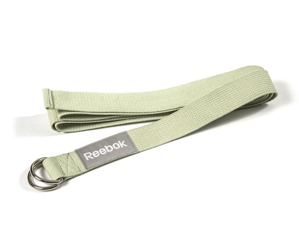 Ремень для йоги Reebok RAYG-10023GN Green