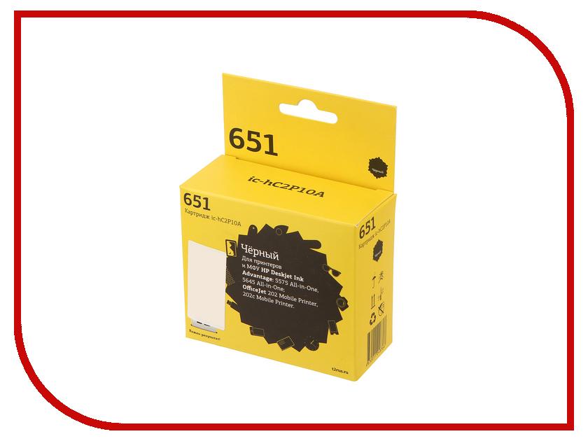 Картридж T2 Black для HP Deskjet Ink Advantage 5575/5645/OfficeJet 202/202c MobilePrinter t a p 10 titan