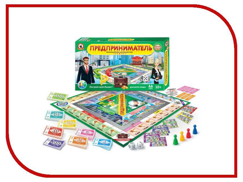 Настольная игра Русский Стиль Экономическая. Предприниматель 03498 / 247069 настольная экономическая игра миллионер ин 2225