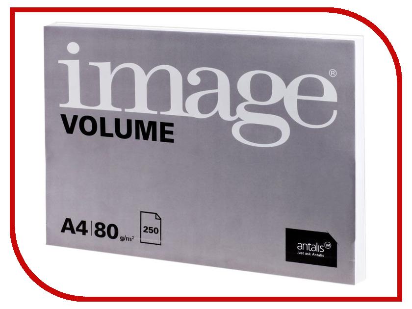 Бумага Image Volume A4 80g/m2 250 листов C+ 110871
