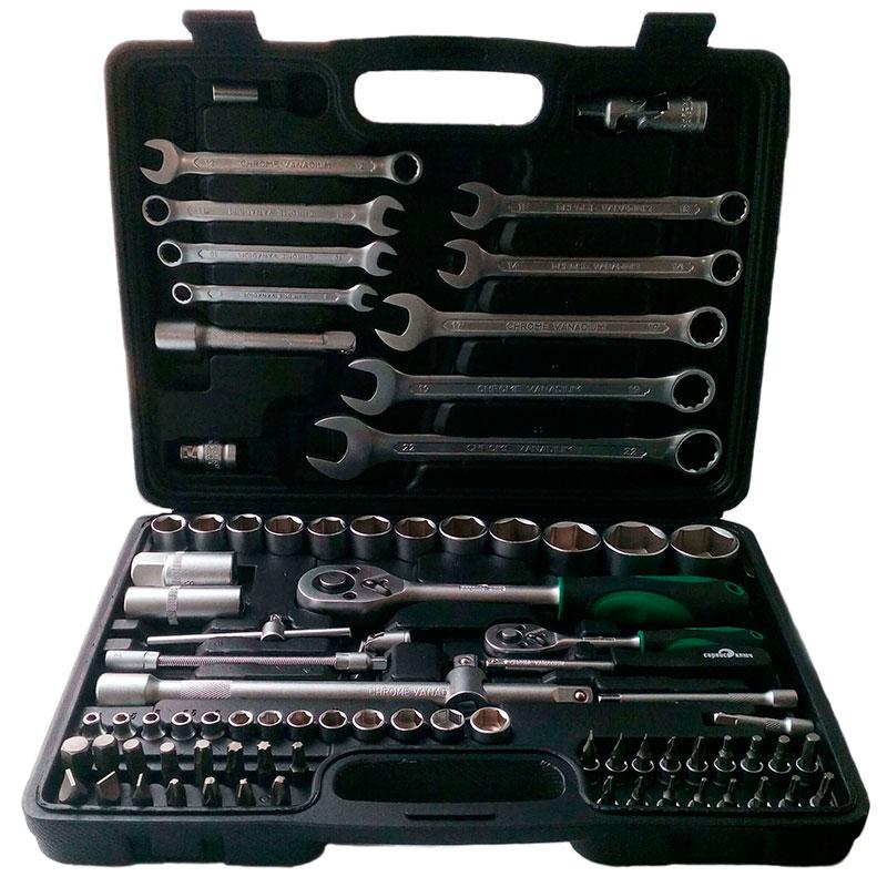 Набор инструмента Сервис ключ 71082 цена
