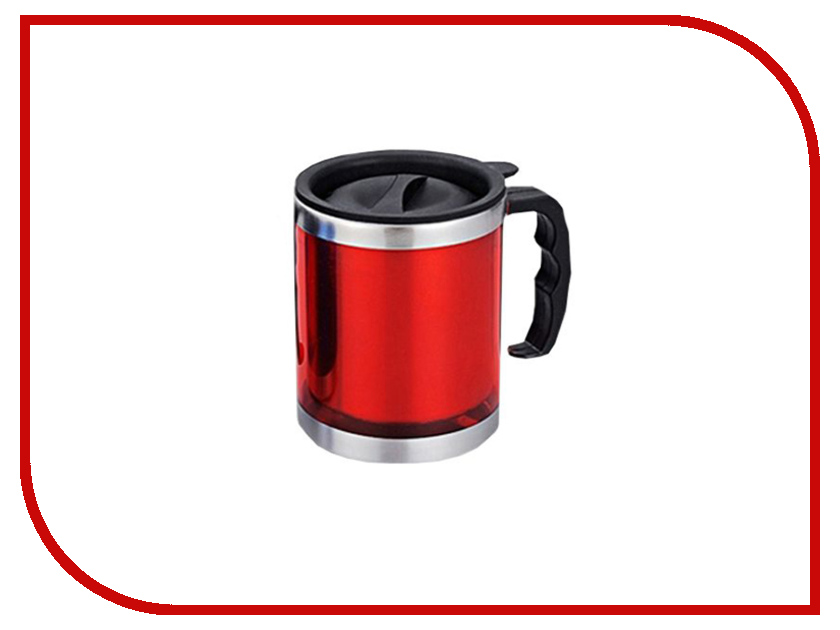 Термокружка Irit IRH-129 450ml Red red house 450ml