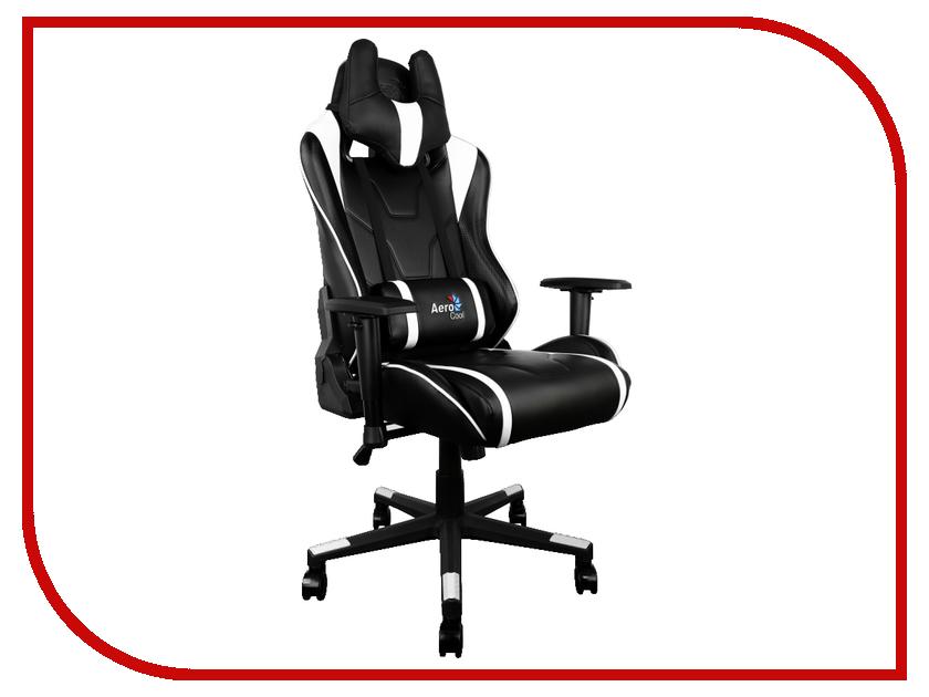 Компьютерное кресло AeroCool AC220 AIR-BW cas bw 30 page 2