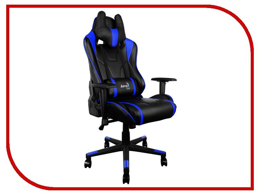 Компьютерное кресло AeroCool AC220 AIR-BB недорго, оригинальная цена