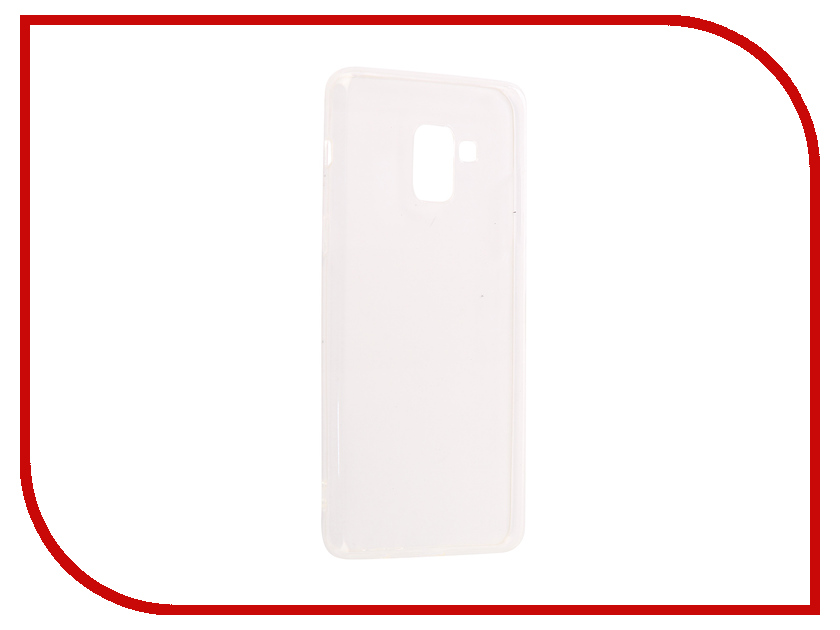 Аксессуар Чехол для Samsung Galaxy A8 Plus 2018 DF sCase-56 аксессуар чехол samsung g925f galaxy s6 edge df scase 19 gold