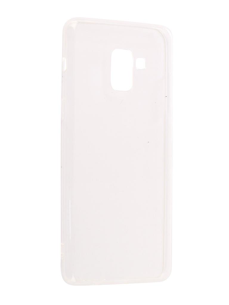 Аксессуар Чехол DF для Samsung Galaxy A8 Plus 2018 sCase-56 аксессуар чехол накладка для samsung galaxy j1 2016 df scase 16