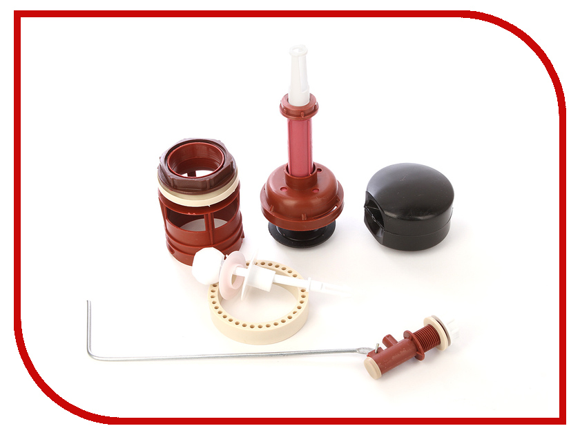Арматура сантехническая Remocolor Универсальная 61-0-021 кельма для газобетона remocolor 28 5 036