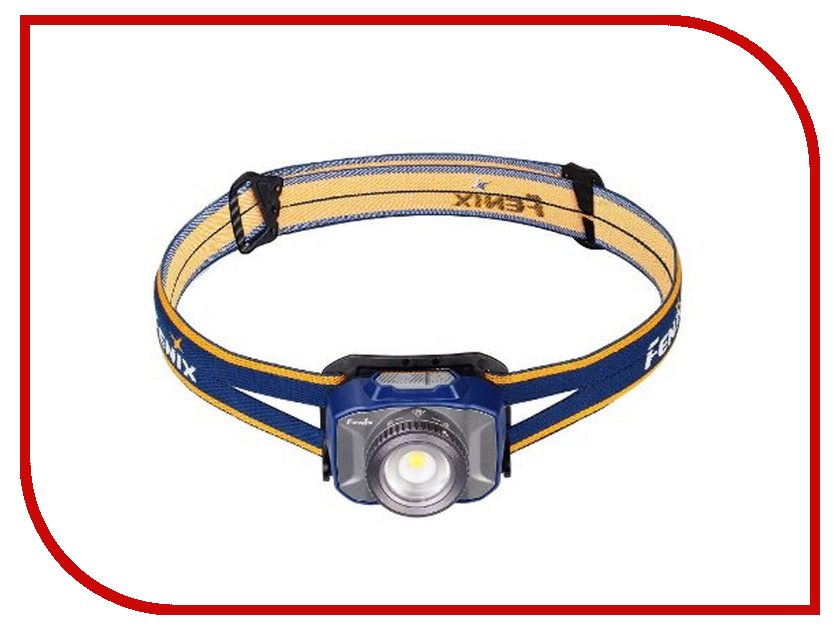 Фонарь Fenix HL40R Blue fenix удобная спортивная фара