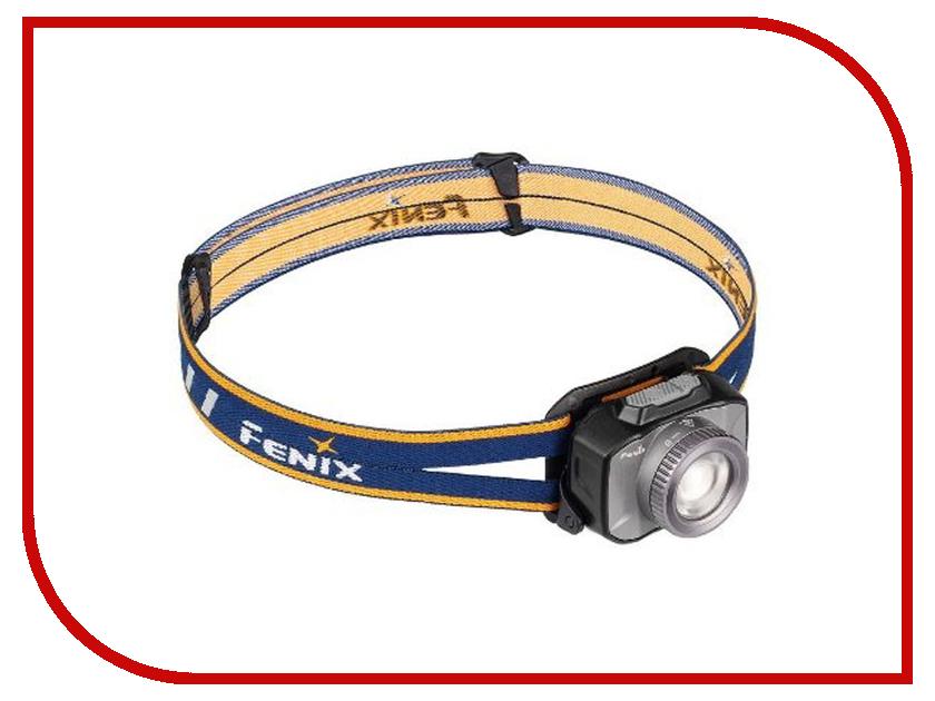 Фонарь Fenix HL40R Grey fenix tk16 kit
