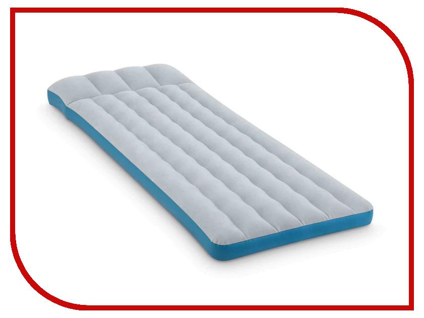 Надувной матрас Intex Camping Mat 189x72x20cm 67998 self inflating camping mattress automatic inflatable sleeping pad airbed outdoor beach hiking camping mat with air cushion