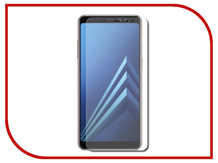 Аксессуар Защитное стекло для Samsung Galaxy A8 Plus 2018 Onext 41575 аксессуар защитное стекло для samsung galaxy a8 2018 onext с рамкой black 41576