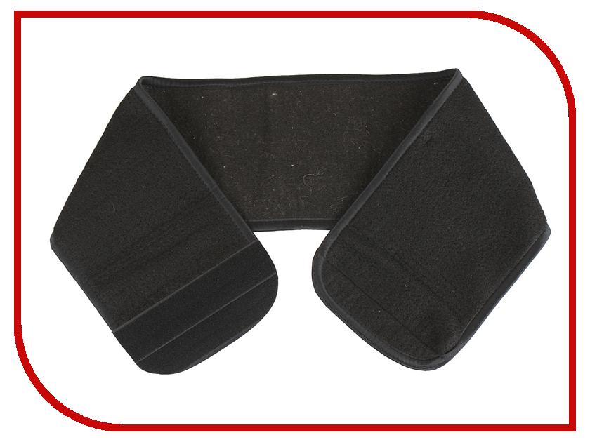 Ортопедическое изделие Azovmed - пояс, собачья шерсть круглый р.58-60 Black ортопедическое изделие azovmed пояс собачья шерсть р 52 54 56