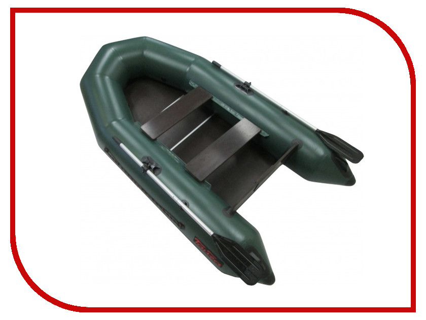 Лодка Лидер Тайга-270 Киль