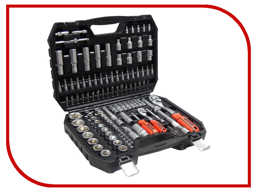 Набор инструмента ForceKraft Profi FK-41082-5 набор инструмента force f 41082