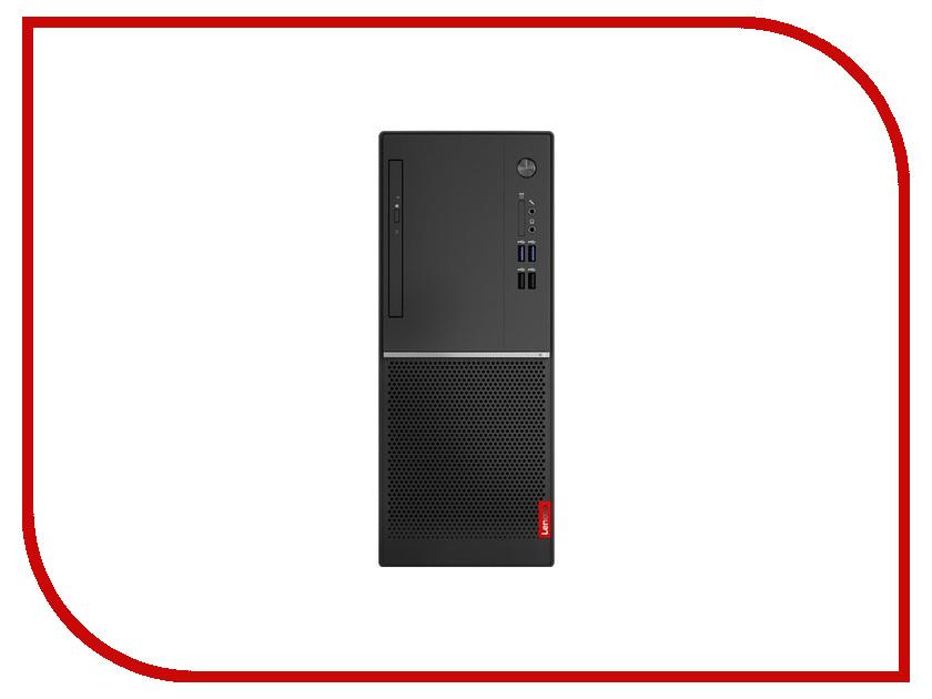 Настольный компьютер Lenovo V520-15IKL Black 10NKS05200 (Intel Core i5-7400 3.0 GHz/8192Mb/1000Gb+256Gb SSD/DVD-RW/Intel HD Graphics/Windows 10 Pro 64-bit)
