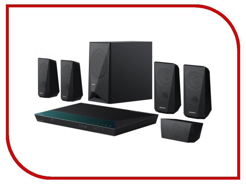 Комплект Sony BDV-E3100 домашний кинотеатр sony bdv e3100 1000вт черный