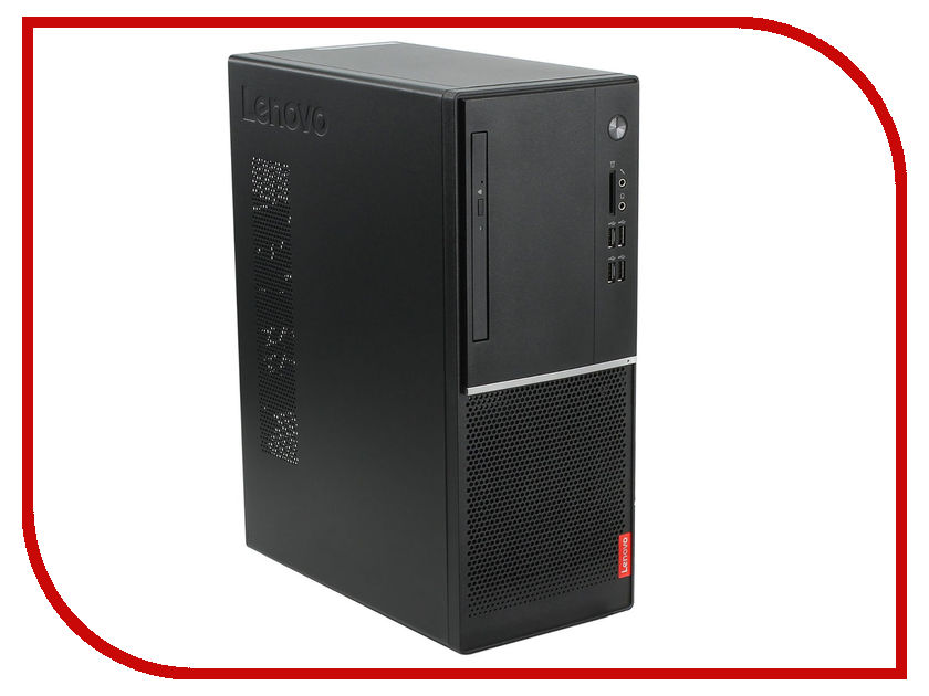 Настольный компьютер Lenovo V520-15IKL Black 10NK0050RU (Intel Pentium G4560 3.5/4096Mb/1000Gb/DVD-RW/Intel HD Graphics/Windows 10 Pro 64-bit) настольный компьютер hp 290 g1 microtower 1qn70ea intel core i3 7100 3 9 ghz 4096mb 500gb dvd rw intel hd graphics windows 10 pro 64 bit