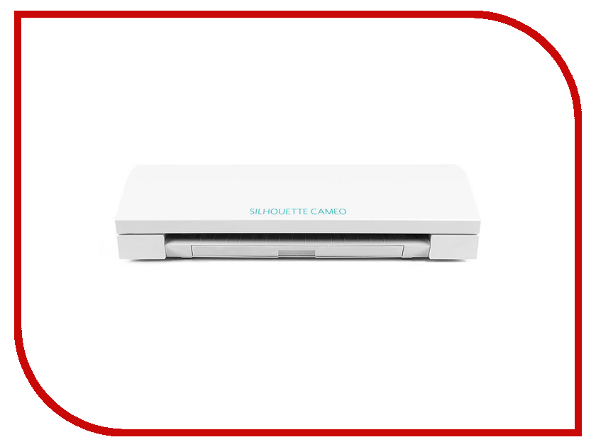 Плоттер Silhouette Cameo 3 White newest graphtec cb09 silhouette cameo holder 15pcs blades vinyl cutter plotter 30 degree hot sale