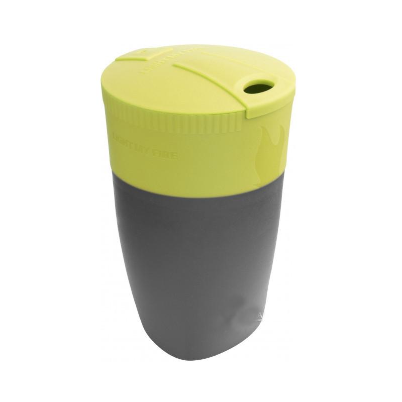 лучшая цена Кружка складная Light My Fire Pack-up-Cup Lime 42390510