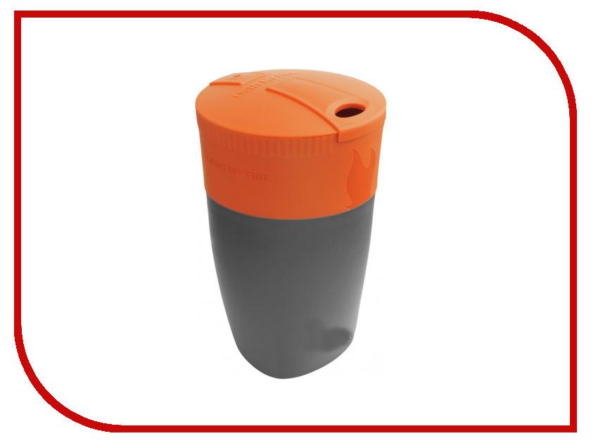 Кружка складная Light My Fire Pack-up-Cup Orange 42393610