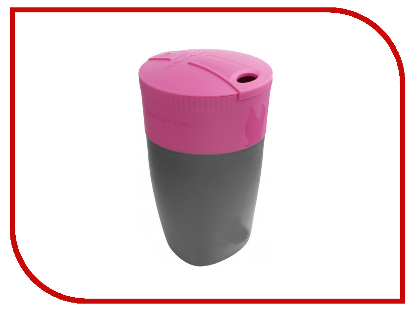 Посуда Light My Fire Pack-up-Cup Fuchsia 42390710 - кружка складная