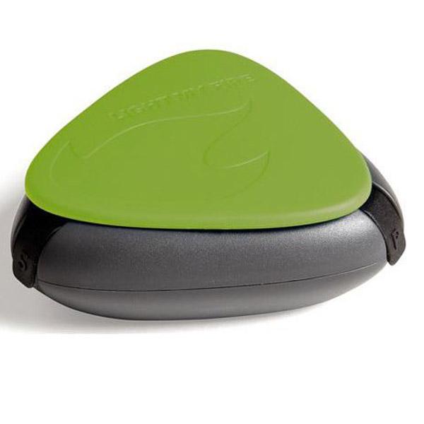 лучшая цена Коробочка для специй Light My Fire SpiceBox Green 40273310