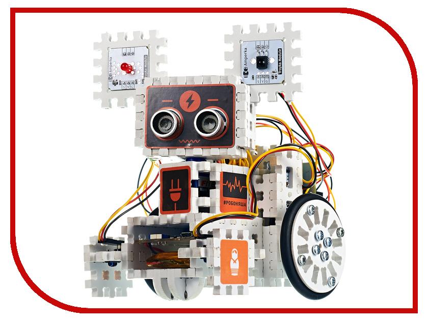 Конструктор Конструктор Амперка Робот Робоняша Йодо AMP-S032 конструктор конструктор амперка матрешка y iskra
