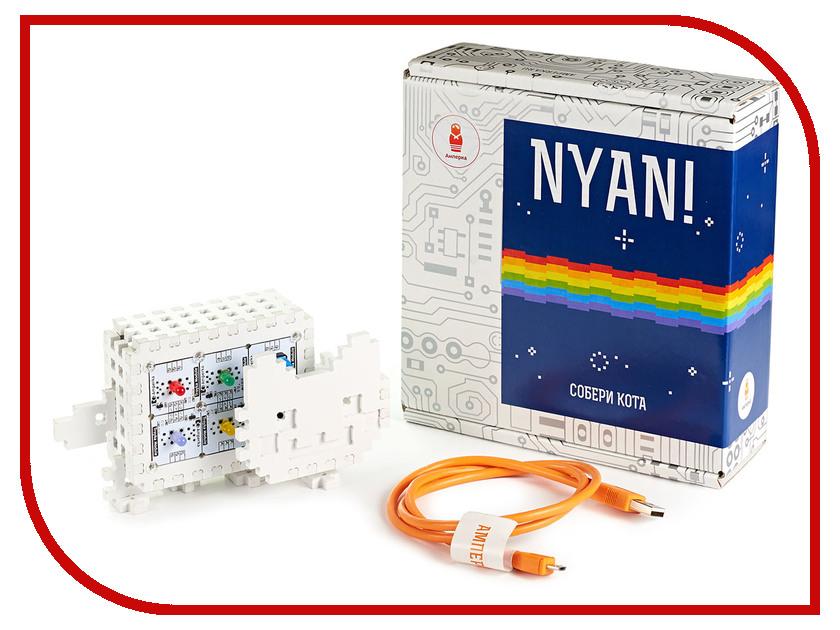 Конструктор Конструктор Амперка Nyan AMP-S027 конструктор конструктор амперка матрешка y iskra