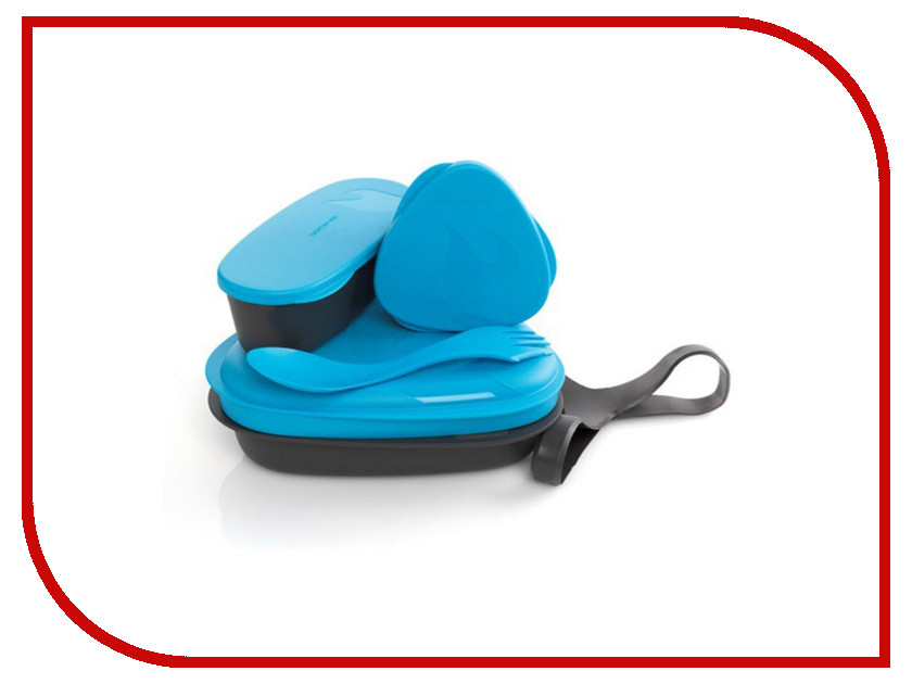 Набор Light My Fire LunchKit Light Blue Metallic 41375310