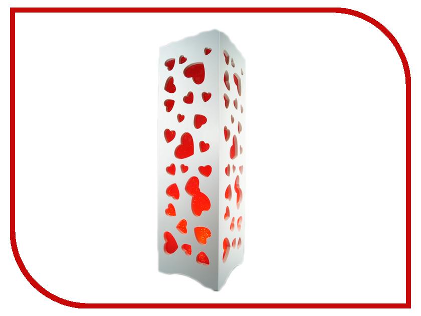 Светильник Svetlitsa Романтика Red 34-116