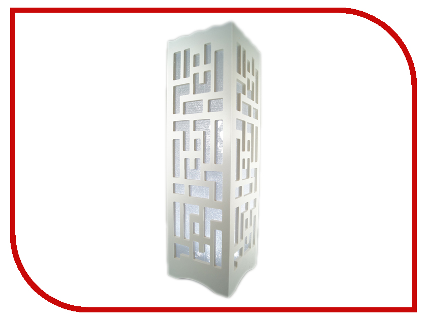 Светильник Svetlitsa Лабиринт White 34-090
