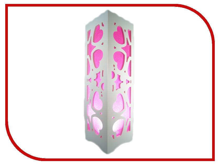 Светильник Svetlitsa Фейерверк Pink 34-121