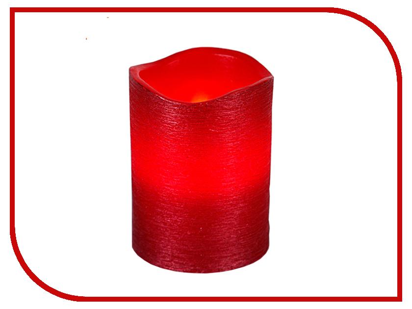 Светодиодная свеча Star Trading Linda Red 068-57