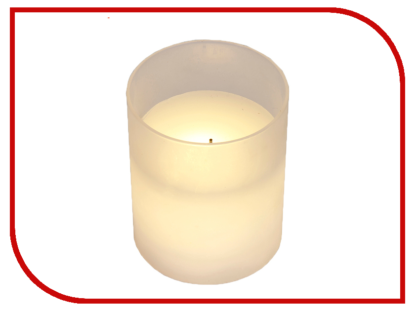 Светодиодная свеча Star Trading White 068-29