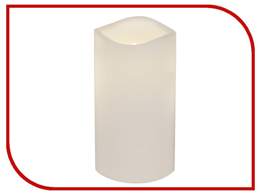 Светодиодная свеча Star Trading Candle Plastic White 067-79