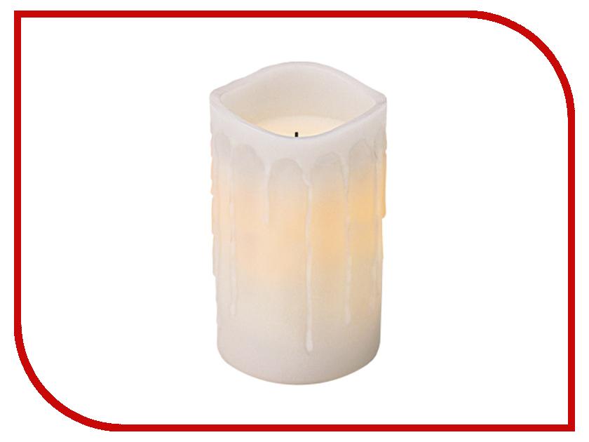 Светодиодная свеча Star Trading White 062-62