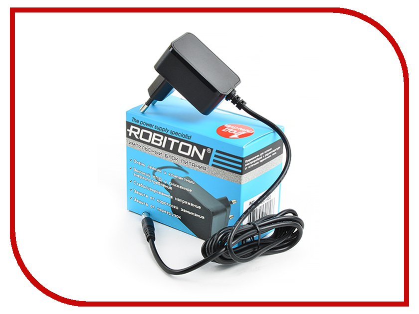 Блок питания Robiton IR9-500S 14931 блок питания robiton tn1000s 14527