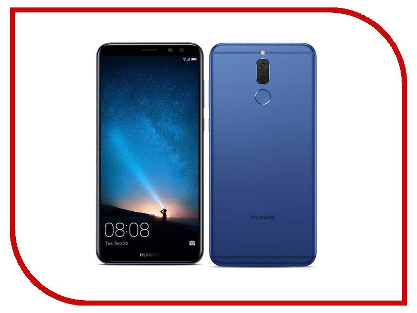 Сотовый телефон Huawei Nova 2i Blue спот lussole perspicuo lsl 5291 03