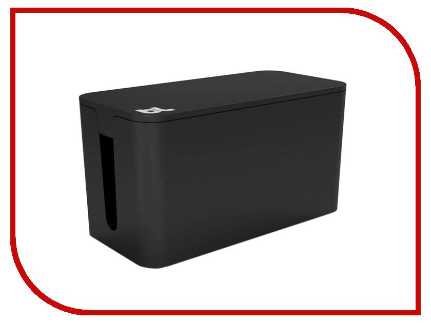 Короб Bluelounge CableBox Black CBM-BL зарядное устройство bluelounge aaden aa black aa bl