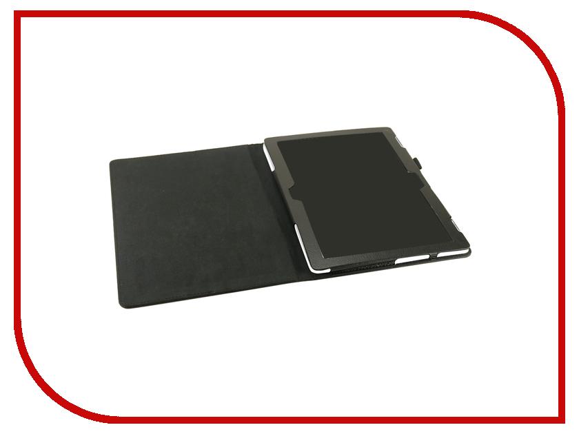 Аксессуар Чехол Lenovo Tab 10.0 TB-X103F IT Baggage Поворотный Black ITLNT4131-1 чехол для asus zenpad z580c z580ca it baggage эко кожа черный